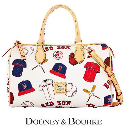 Boston Red Sox MLB Classic Satchel by Dooney & Bourke - MLB.com Shop
