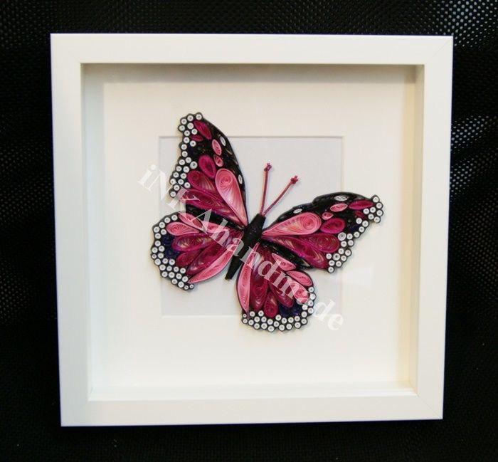 Butterfly / quilling