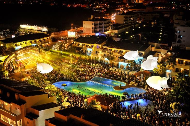 Ushuaïa Ibiza Beach Hotel Closing Party
