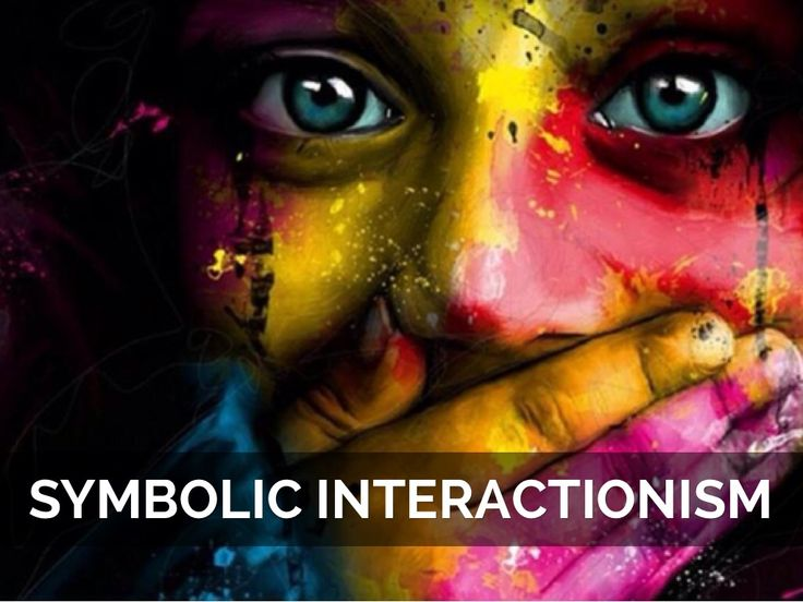 symbolic interactionism in movies Labeling theory was derived from general symbolic interactionism theory in sociology symbolic interactionism.