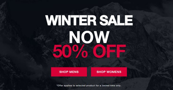 50% off winter SuperDry Sale