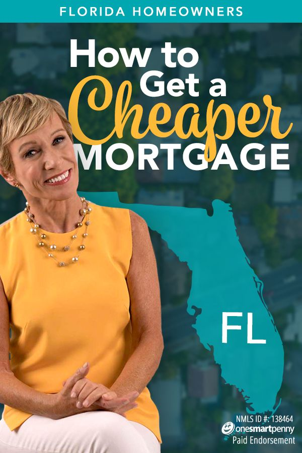 """""""Shark Tank"""" star's guide on how Floridians can pay off their mortgage faster by taking advantage of today's low interest rates! Refinance your mortgage and you could pay it off in half the time."""