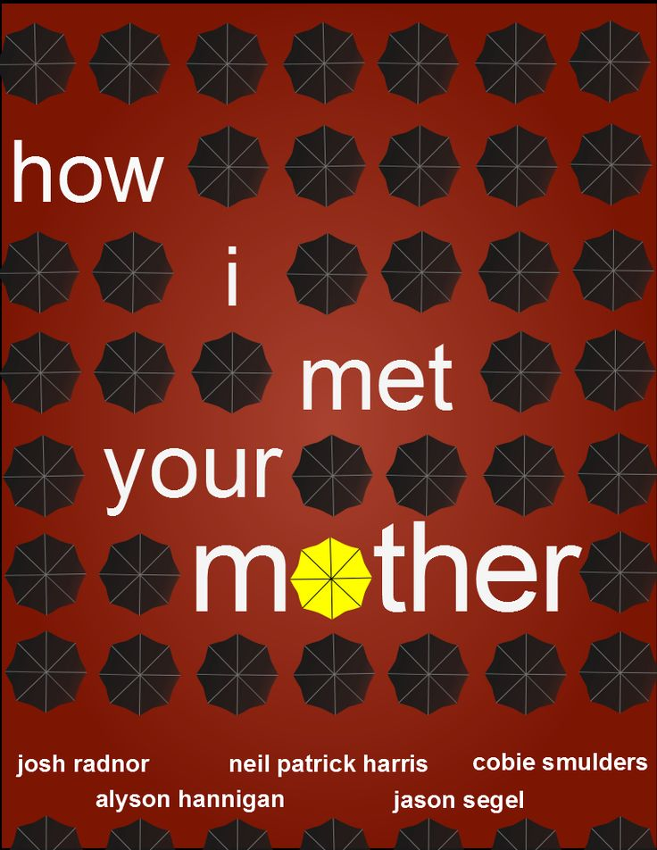 Quiz Serieviews sur la série How I Met Your Mother #TVShow #Series