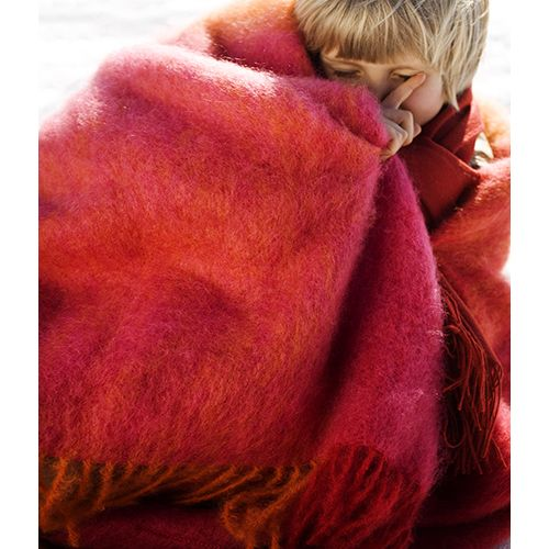 Cuddly and cozy Lapuan Kankurit blankets