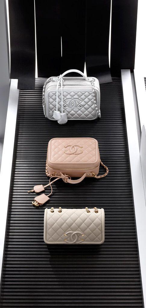 #Chanel Handbags 2016 #Travel #Luxurydotcom