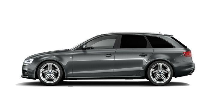 The Audi Configurator - Equipment