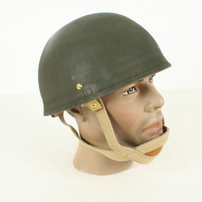 #British army ww2 mk2 #airborne paratrooper #helmet,  View more on the LINK: http://www.zeppy.io/product/gb/2/281247286872/