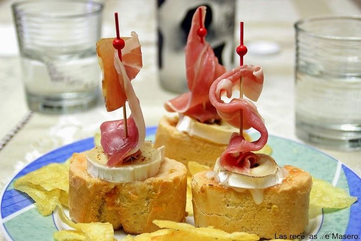 ¿Aún sin entrante para la Nochevieja? Descubre los canapés y aperitivos que te recomienda aquí la autora del blog LAS RECETAS DE MASERO.