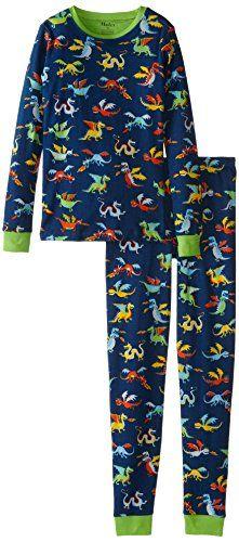 Hatley Boy's PJADRAG004 Dragons Pyjama Set, Blue, 3 Years (Manufacturer Size:2 Years) Hatley http://www.amazon.co.uk/dp/B00UKUR094/ref=cm_sw_r_pi_dp_sn54vb0S09MCH