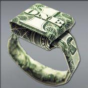 Dollarschein Origami Mehr – #dollarbills #Dollarsc…