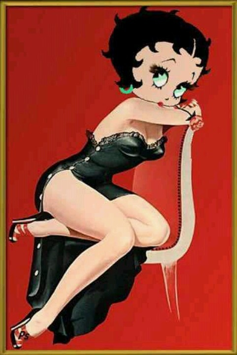 Betty...