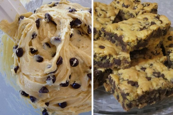 Lazy Cake Cookies – A Great Feast