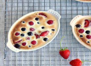Освежающий десерт с киви