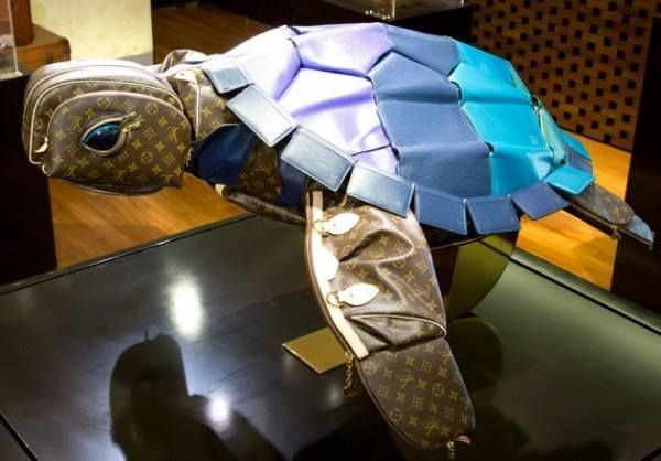 Louis Vuitton 2013 Traveling Curiosities Exhibition #bags #fashion