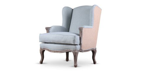 Avignon Wing Back Armchair – Brosa Furniture