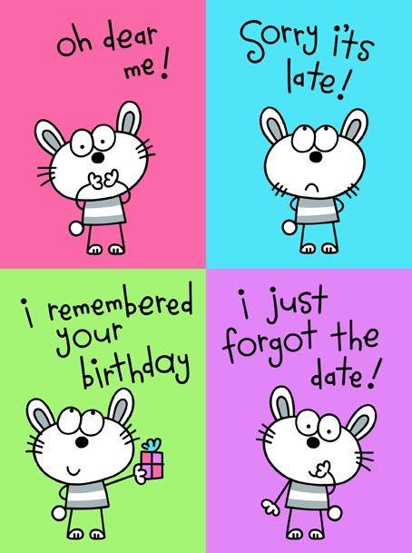 ┌iiiii┐ Happy Belated Birthday