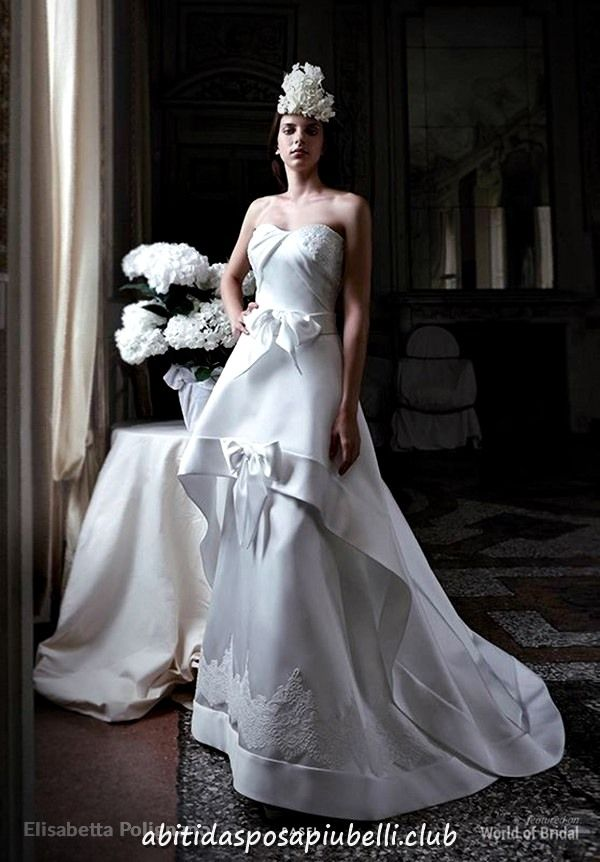 c936bb01b9b9 Elisabetta Polignano 2018 Abiti da sposa Collezione PE