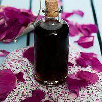 Domowy ekstrakt różany
