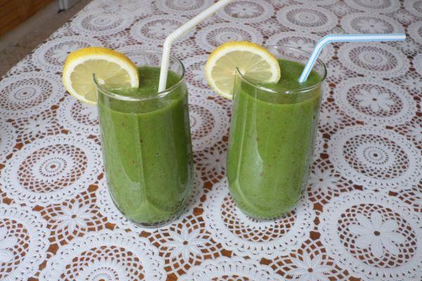 Zelene smoothie - Chutné a hlavne veľmi zdravé smoothie :)