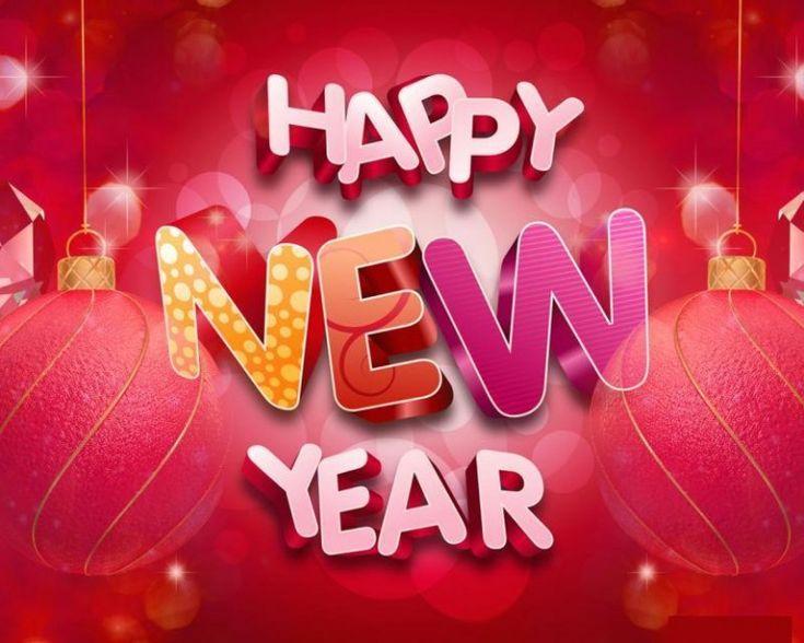 WhatsApp DP For New Year 2018