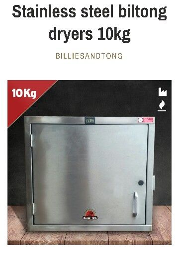 10kg commercial biltong dryer