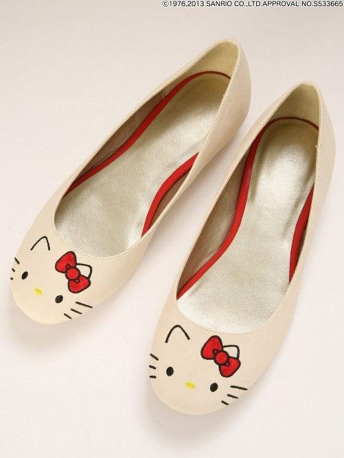Hello Kitty x Honey Bunch