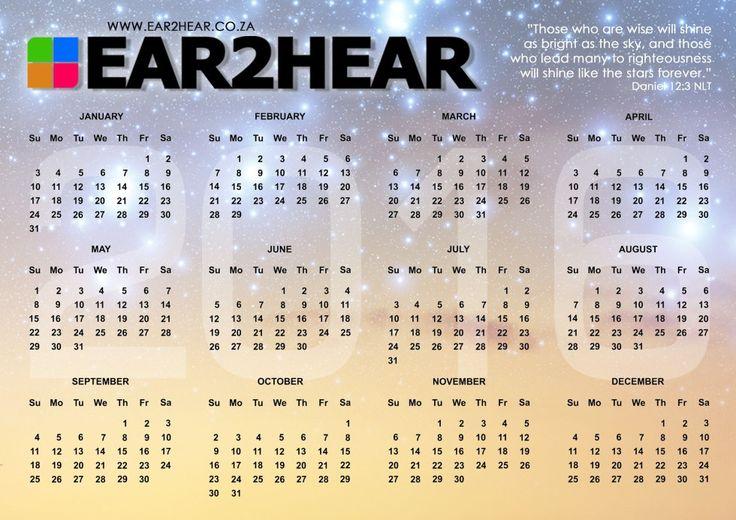 MINISTRIES NEWS – EAR2HEAR ::