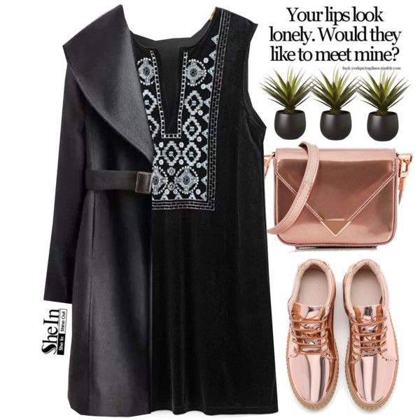 Rose Gold! Outfit Idea 2017