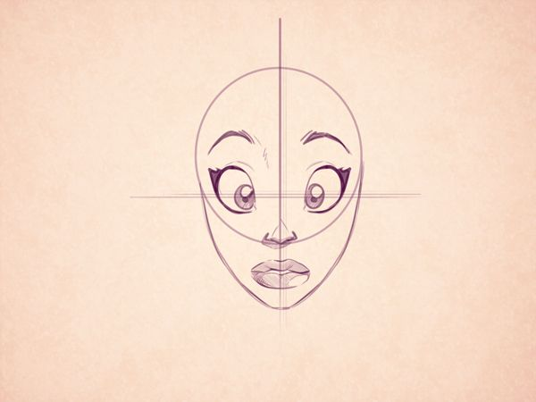 Line Drawing Of Child S Face : Best art drawing images