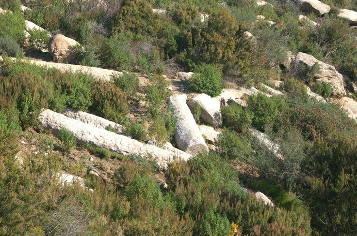 San Piero e il suo granito