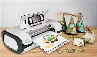Cricut Imagine...mmm...the possibilities are endless...
