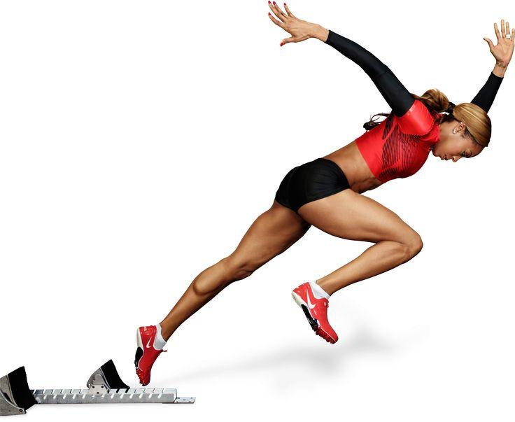 olympics 2012, 400 meter runner sanya richards-ross.