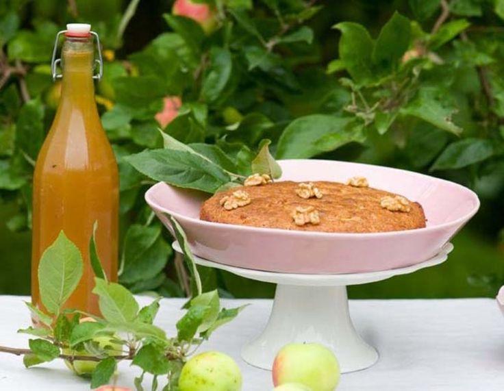 Äppeldricka med mynta | Blomsterlandet.se