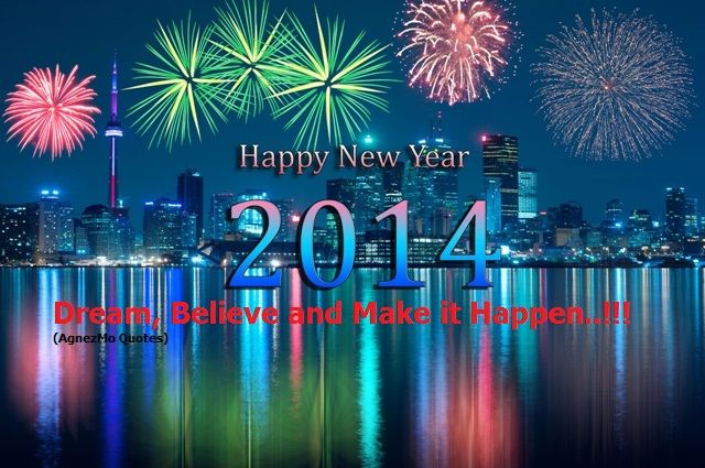 Happy New Year 2014 | IndraShare