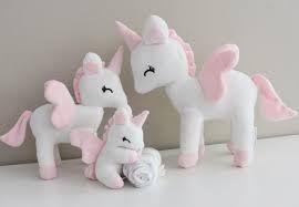 Resultado de imagen para peluches de unicornio