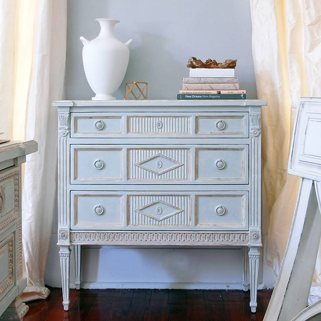 Capturing The Look And Feel Of A Prized Antique Find, The Petite Powerhouse  Features Hand Carved Details, ...