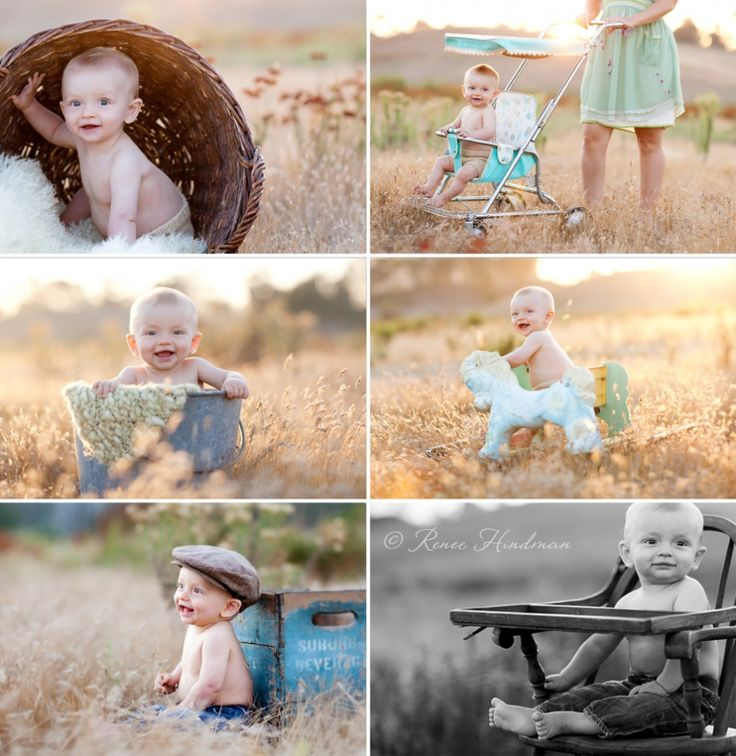 Love this baby session