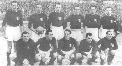 1947-48 Torino FC. Arguably the best team of all times.