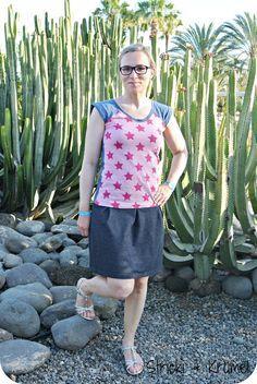 Stricki und Krümel: FrauJosy als Rettungsinsel
