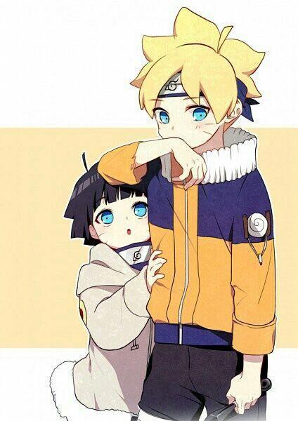 Conociendo el pasado. (Naruto nueva generación) - En verdad se parecen a Hinata y a Naruto, verdad Akamaru. - Wattpad