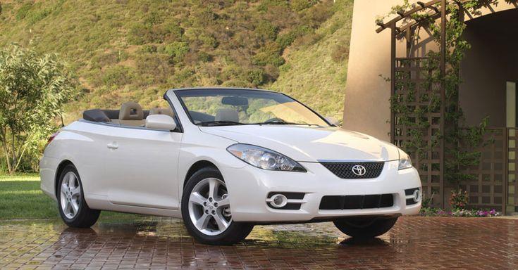 toyota white convertible - Google Search #windscreen http://www.windblox.com/ #winddeflector