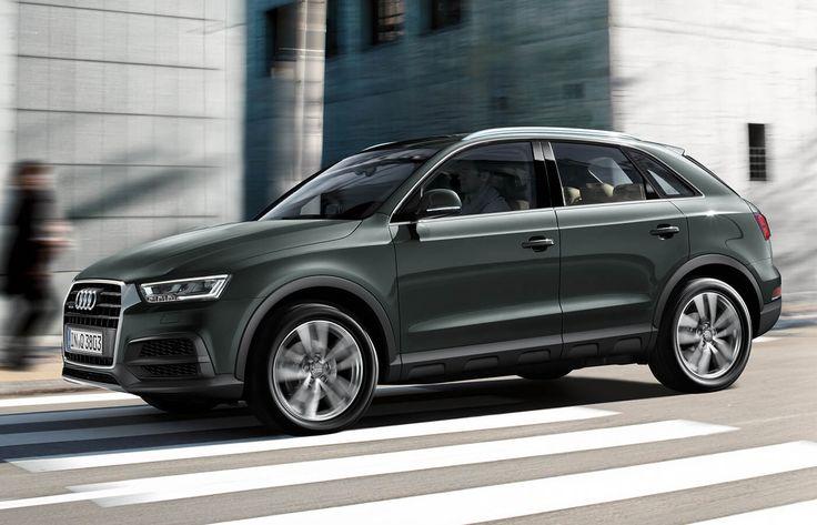Audi Q3 #cars #cars2018 #audiq3 #audi #newcars #coolcar #bestcars #carswithoutlimits