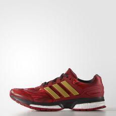 adidas - Zapatos para Correr response boost Iron man Hombre