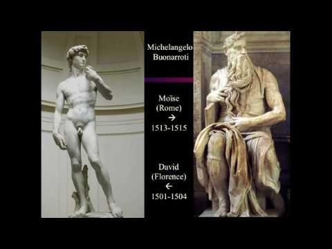 """(037) 3 Décembre 2016 voici le youtube """"Série 8. Peintres, sculpteurs et photographes .. à réactiver (Pïerre Tap)"""" présentation de Leonardo da Vinci, Marc Chagall, Michel-Ange, Poussin, Niki de St Phalle."""