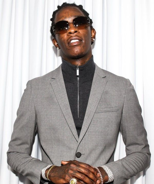 Young Thug Gender Dress Calvin Klein