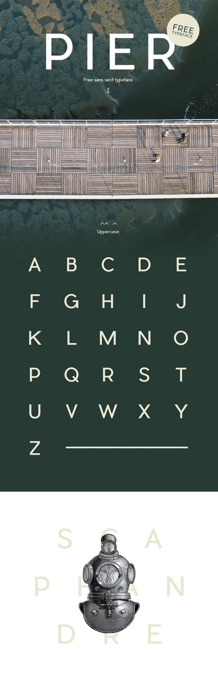 12 Free Bold & Stylish Fonts for Graphic Designers 2015 | Graphic Design Inspiration