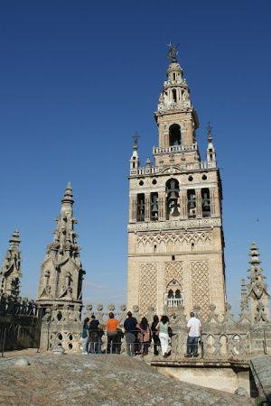 Visitar las cubiertas de la Catedral de Sevilla / Visit the roofs of the Seville Cathedral