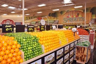 "Grocery war Sprouts in Houston: ""Less expensive Whole Foods"" makes a move into the Loop - 2013-Aug-27 Near us in the Heights!"