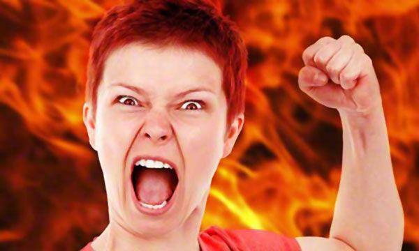 Определите уровень своей агрессивности. Бесплатно. Онлайн.