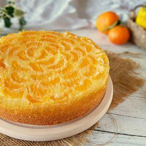 Torta rovesciata di mandarini un dolce di successo - Il mondo di Adry